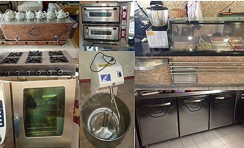 tokat ikinci el lokanta mutfak ekipmanları